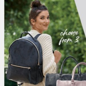 Full Size Backpack FREE with $30 Purchase